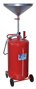 Recuperator de ulei prin cădere liberă – 80 litri