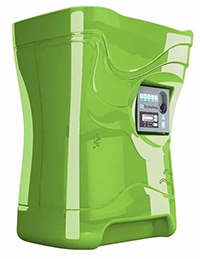 Cuvă ecologică pentru spălat piese