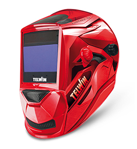 Mască automată pentru sudură Vantage Red XL