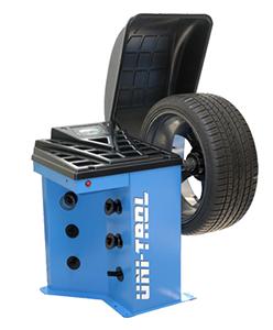 Mașină de echilibrat roți TROLL 2312
