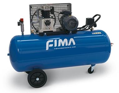 Compresor profesional cu piston – 270 de litri