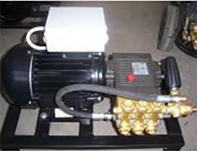 Ansamblu motor+pompă
