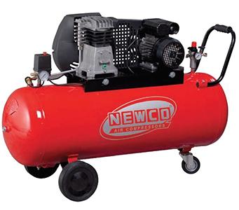 Compresor cu piston, 100 de litri