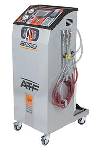 Stație automată pentru schimbat uleiul în cutiile de viteze automate